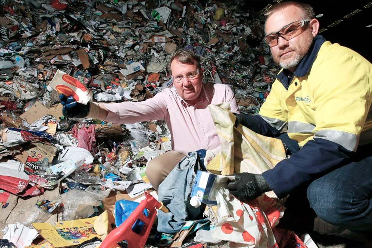 Innovative recycling strategies for Geelong